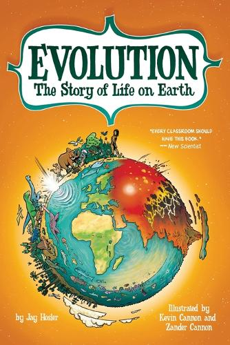 Evolution: The Story of Life on Earth (Paperback)
