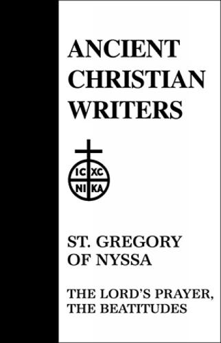 Lord's Prayer - Ancient Christian Writers v. 18 (Paperback)