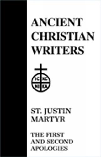 First and Second Apologies - Ancient Christian Writers No. 56 (Hardback)