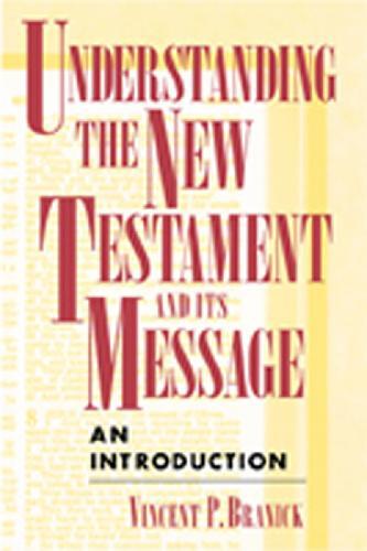 Understanding the New Testament (Paperback)