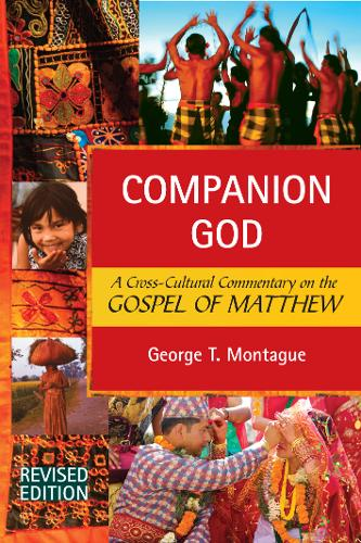 Companion God: A Cross-cultural Commentary on the Gospel of Matthew (Paperback)