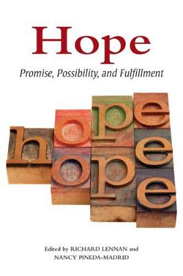 Hope: Promise, Possibility, and Fulfillment (Paperback)