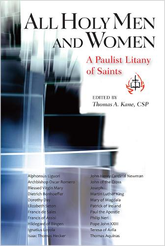 All Holy Men and Women: A Paulist Litany of Saints (Paperback)