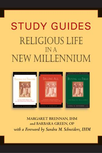 Study Guides for Religious Life in a New Millennium (Paperback)