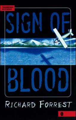 Sign of Blood: High-Intermediate - Thumbprint Mysteries (Paperback)