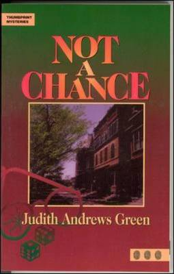 Not a Chance - Thumbprint Mysteries (Paperback)