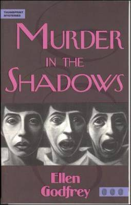 Murder in the Shadows - Thumbprint Mysteries (Paperback)