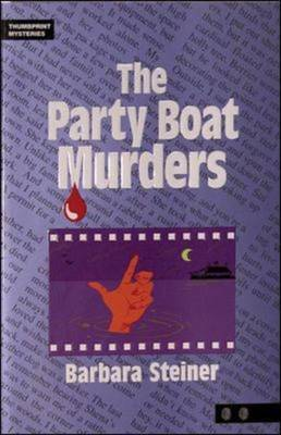 The Party Boat Murders: High-intermediate - Thumbprint Mysteries (Paperback)