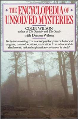 The Encyclopedia of Unsolved Mysteries (Paperback)