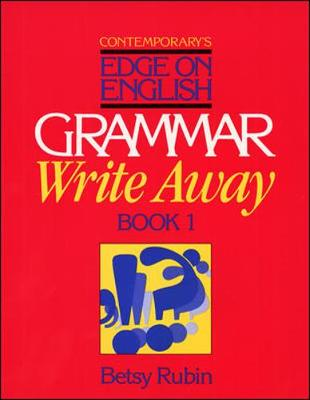 Grammar Write Away: Student Book Bk.1 (Paperback)