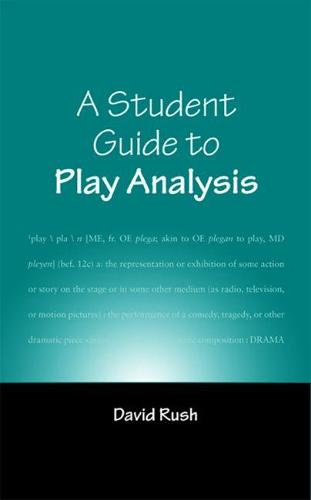 A Student Guide to Play Analysis (Paperback)