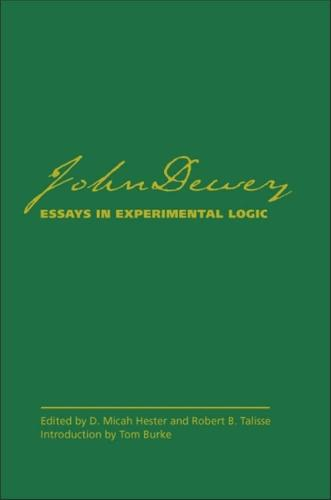 Essays in Experimental Logic (Hardback)