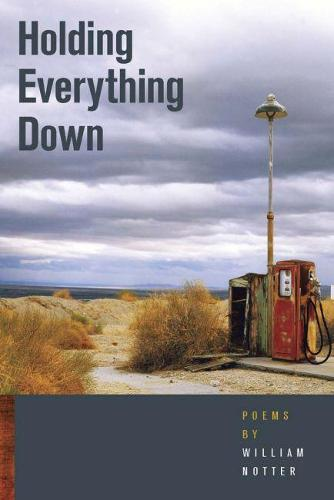 Holding Everything Down - Crab Orchard Series in Poetry (Paperback)