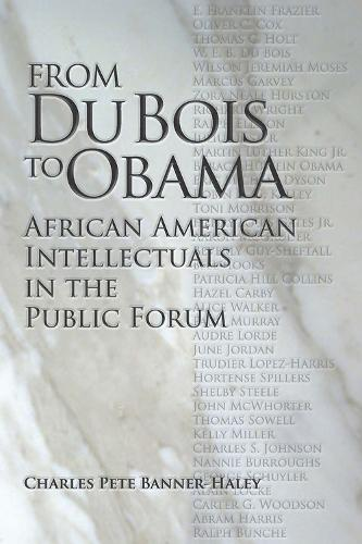 From Du Bois to Obama: African American Intellectuals in the Public Form (Paperback)