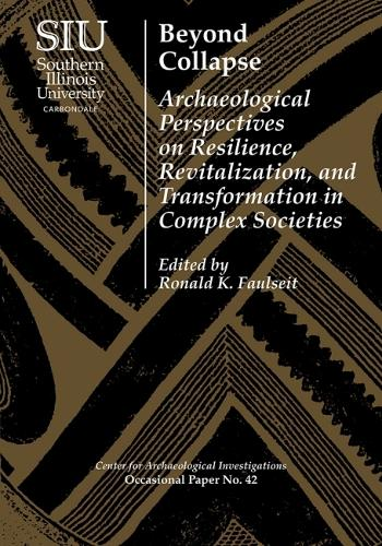 Beyond Collapse: Archaeological Perspectives on Resilience, Revitalization, and Transformation in Complex Societies (Hardback)