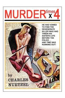 Murder Times 4 (Paperback)