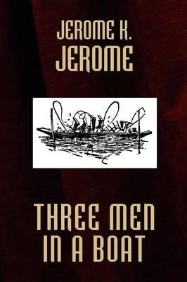 Three Men in a Boat (Paperback)