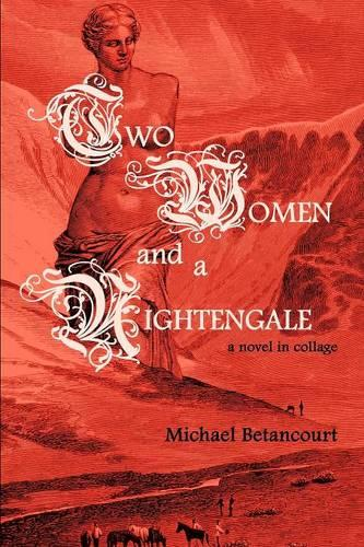Two Women and a Nightengale: A Novel in Collage (Paperback)