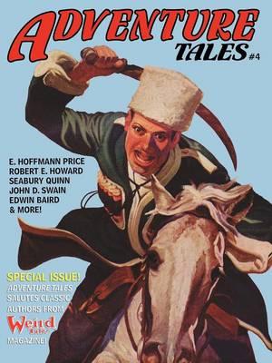 Adventure Tales #4 (Paperback)