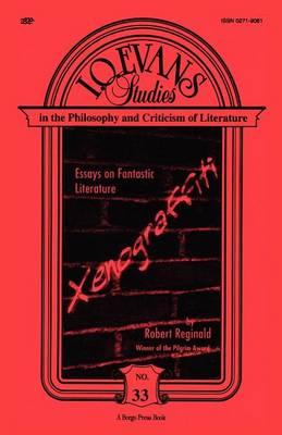 Xenograffiti: Essays on Fantastic Literature (Paperback)