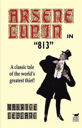 Arsene Lupin in 813 (Paperback)