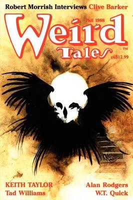 Weird Tales 292 (Fall 1988) (Paperback)