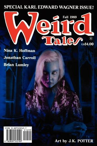 Weird Tales 294 (Fall 1989) (Paperback)