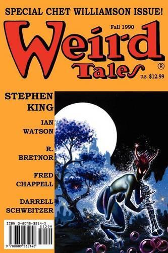 Weird Tales 298 (Fall 1990) (Paperback)