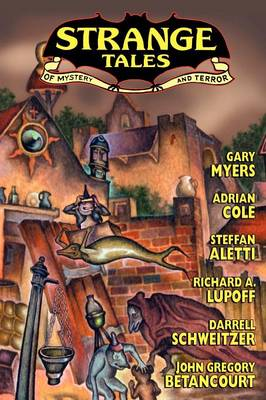 Strange Tales #8 (vol. 4, No. 1) (Paperback)