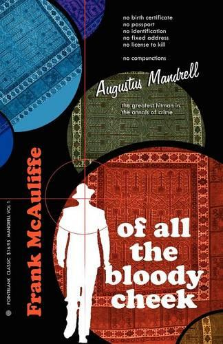 Of All the Bloody Cheek (Paperback)