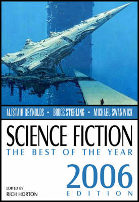 Science Fiction: The Best Of The Year, 2006 Edition (CD-Audio)