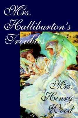 Mrs. Halliburton's Troubles (Paperback)