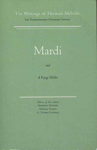 Mardi (Paperback)