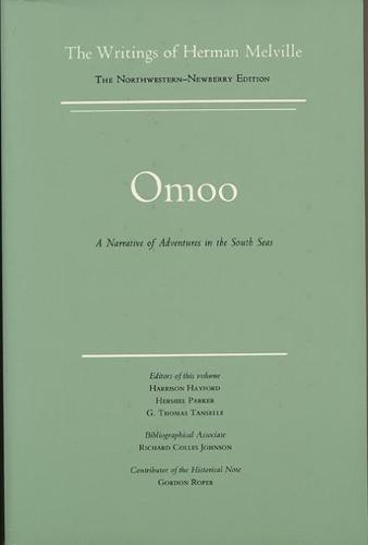 Omoo (Paperback)