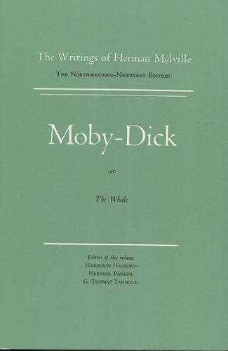 Moby-Dick, or the Whale (Paperback)