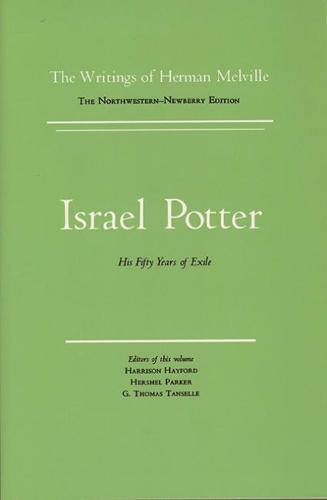 Israel Potter (Paperback)