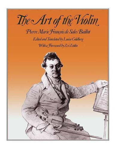 The Art of the Violin (Paperback)