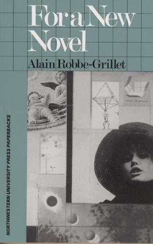 For a New Novel (Paperback)