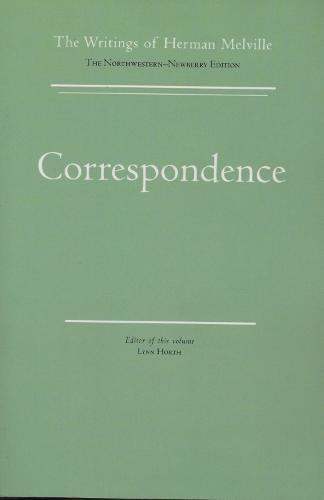 Correspondence (Paperback)