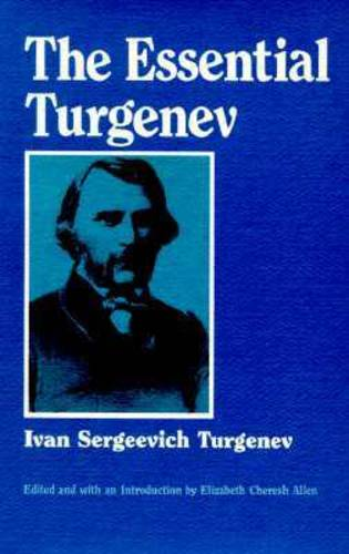 Essential Turgenev (Paperback)