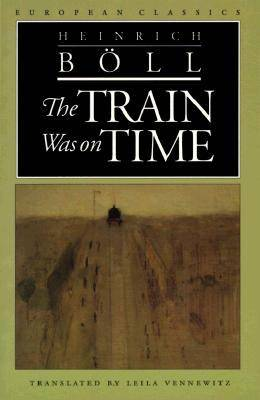 The Train Was on Time (Paperback)