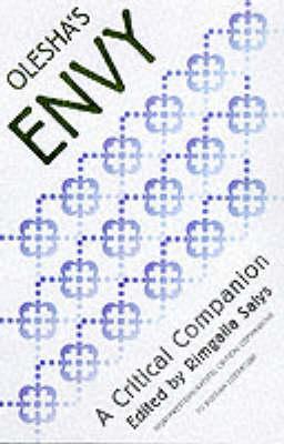 "Olesha's """"Envy - NWP/AATSEEL Critical Companions to Russian Literature (Paperback)"