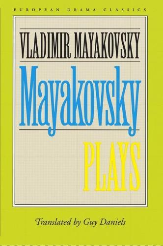 Mayakovsky (Paperback)