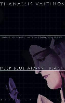 Deep Blue Almost Black (Paperback)
