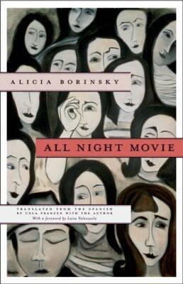 All Night Movie - Hydra Books (Paperback)
