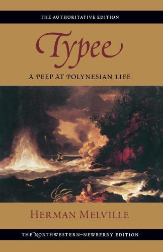 Typee - Writings of Herman Melville (Paperback)
