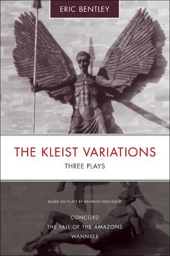 The Kleist Variations: Three Plays (Paperback)