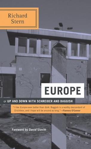 Europe: Or Up and Down with Schreiber and Baggish (Paperback)