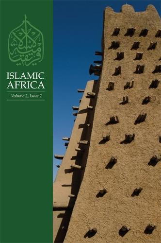 Islamic Africa 2.2: Fall 2011 (Paperback)