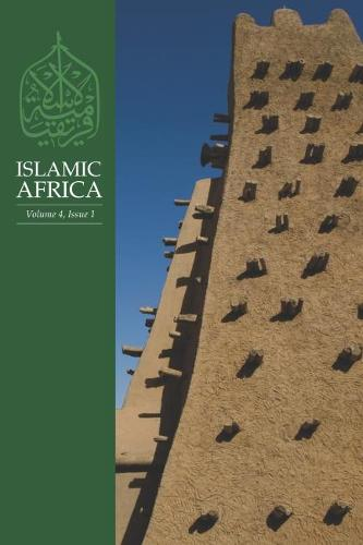 Islamic Africa 4.1 (Paperback)